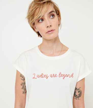 T-shirt Octobre Rose